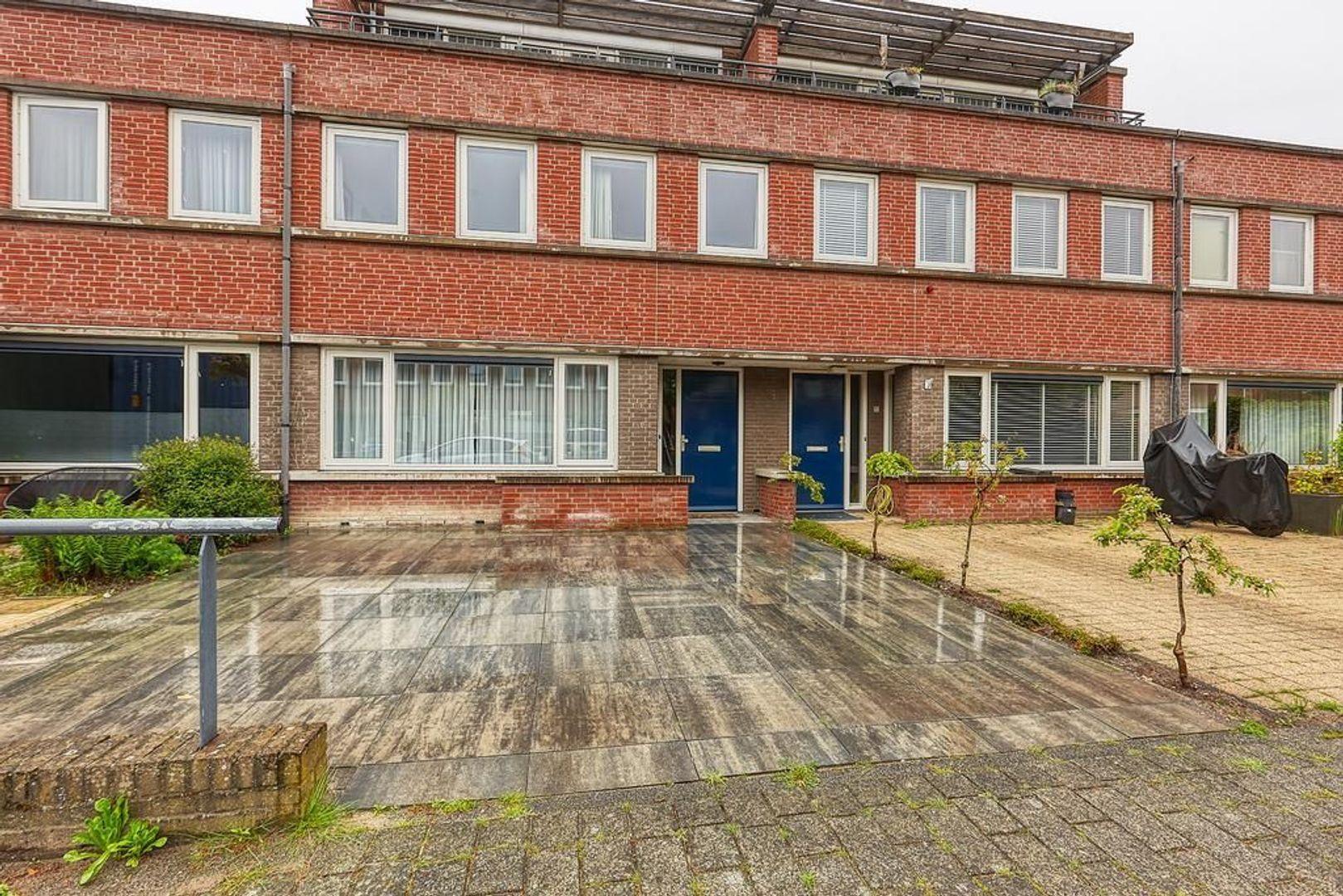 Sonsbeekstraat, Den Haag foto-3 blur