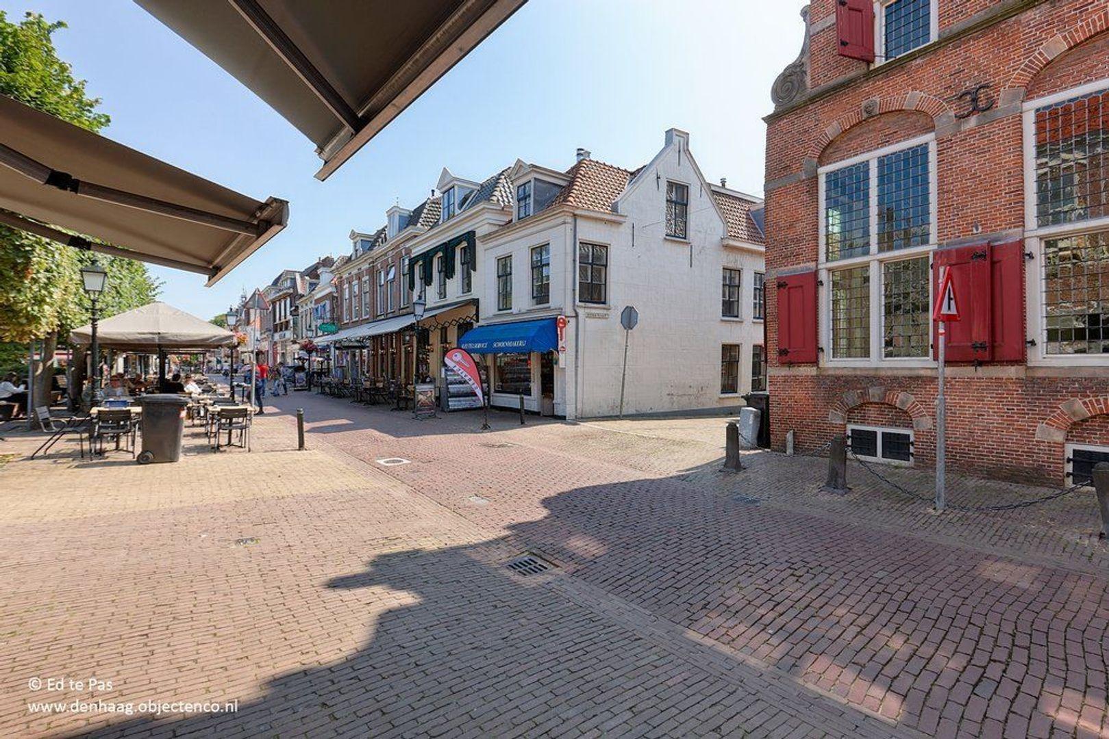 Groen van Prinstererlaan, Voorburg foto-33 blur