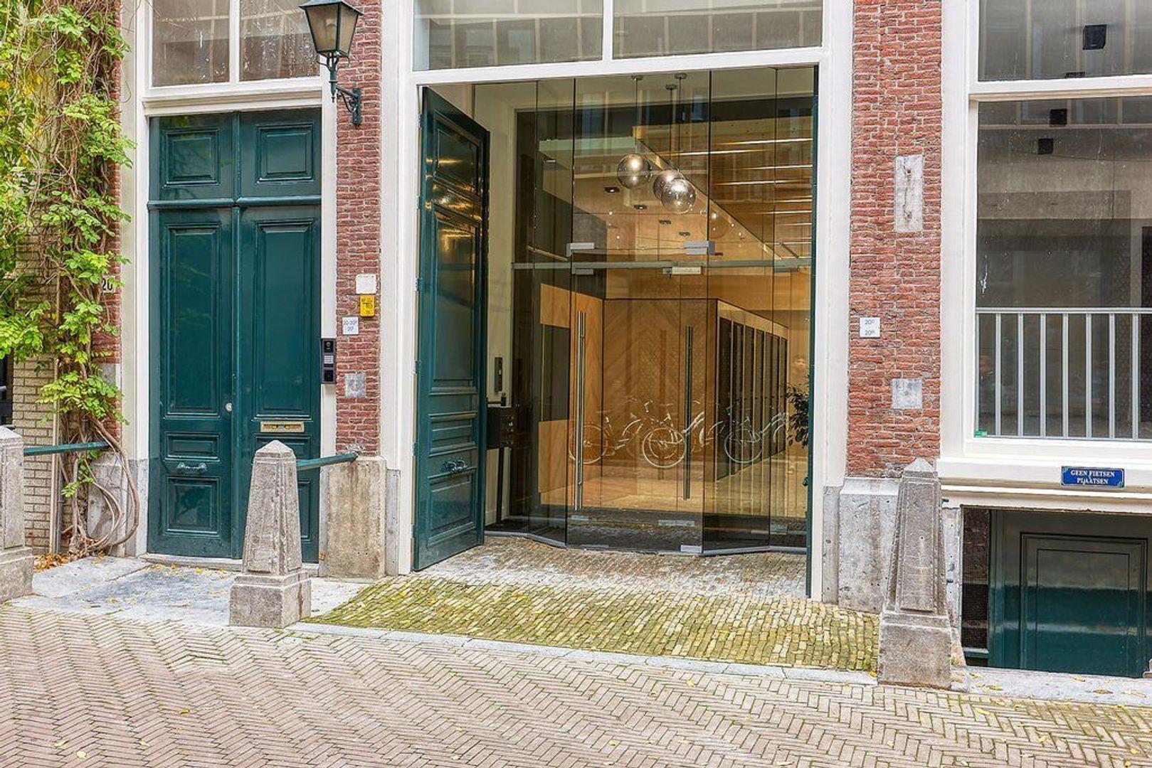 Korte Houtstraat, Den Haag foto-17 blur
