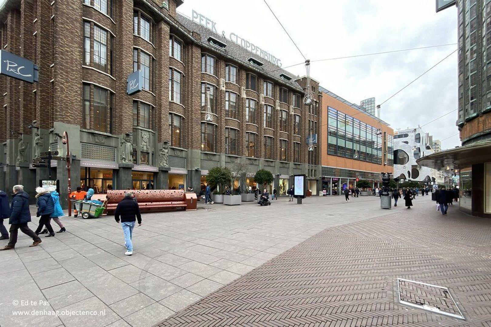 Korte Houtstraat, Den Haag foto-21 blur