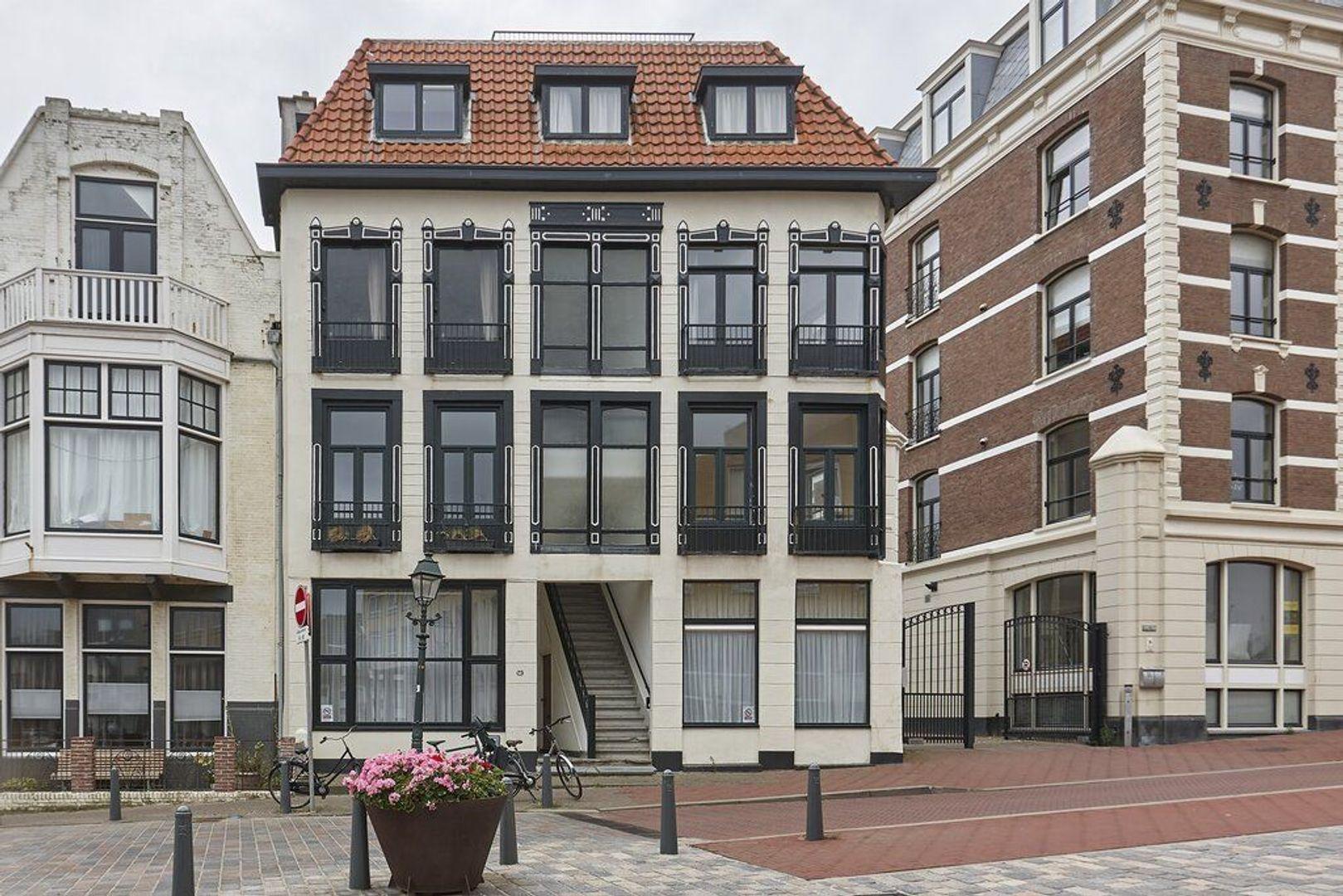 Keizerstraat, Den Haag foto-25 blur
