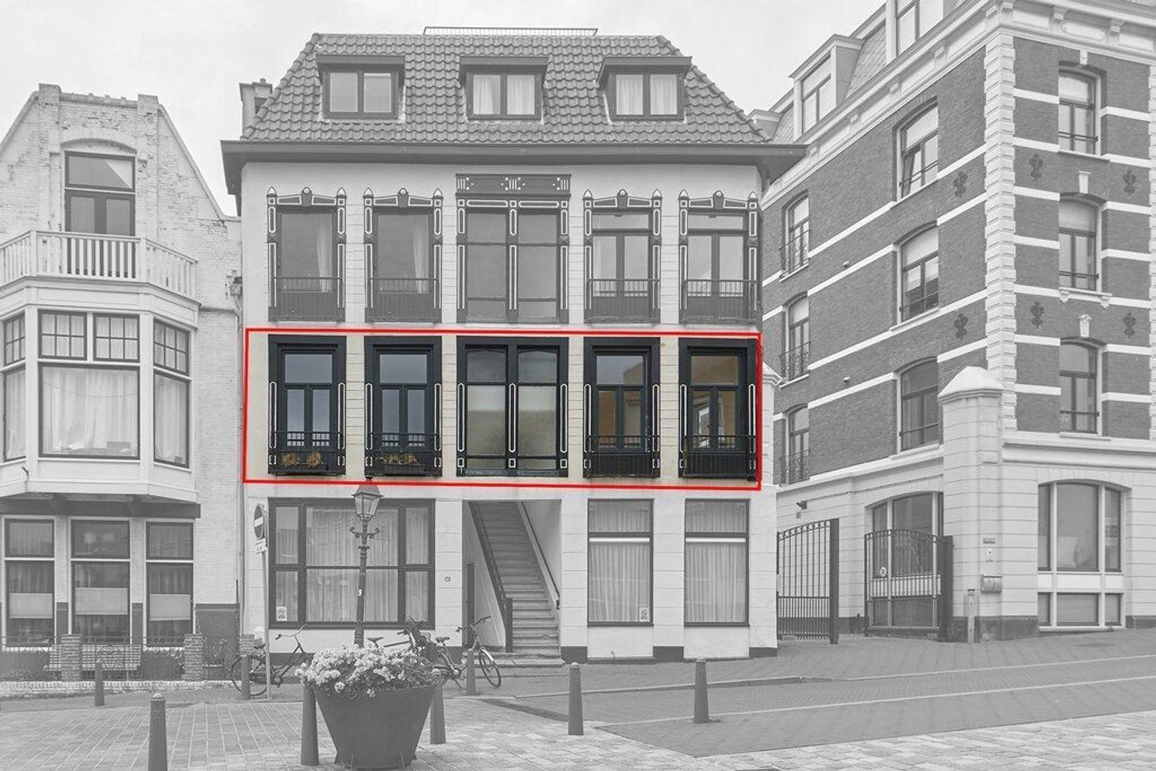 Keizerstraat, Den Haag foto-26 blur