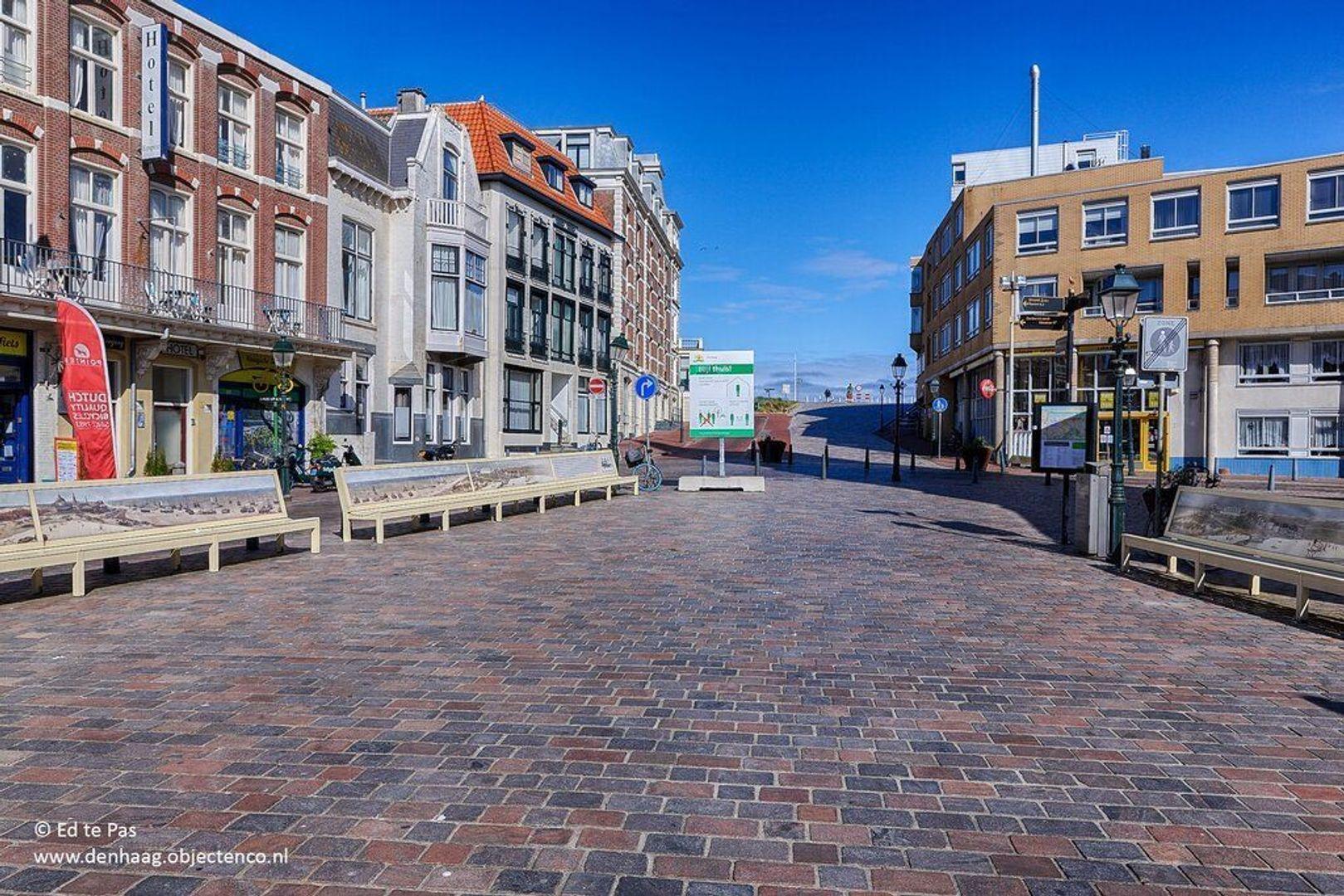 Keizerstraat, Den Haag foto-29 blur