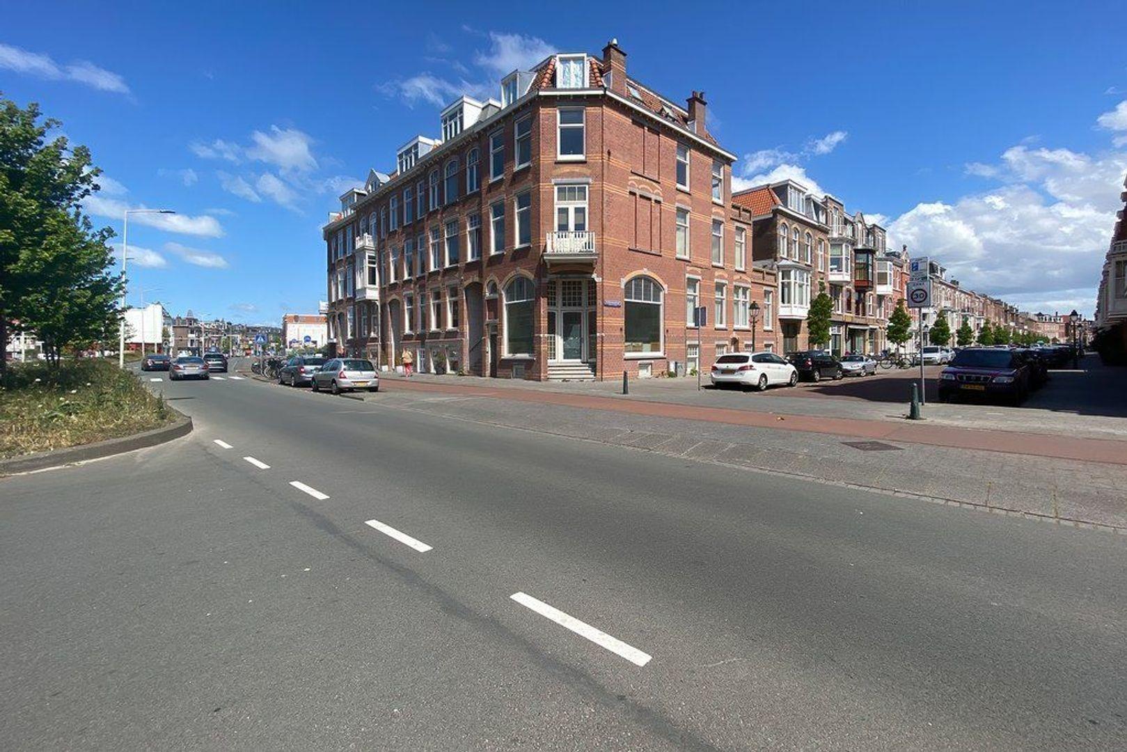 Archimedesstraat, Den Haag foto-27 blur