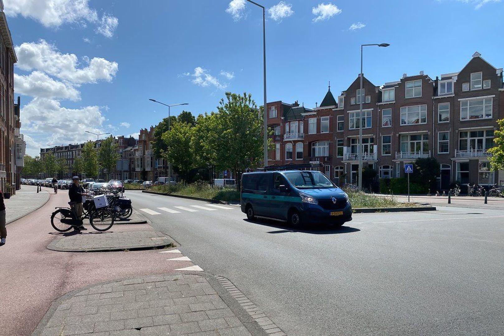 Archimedesstraat, Den Haag foto-28 blur