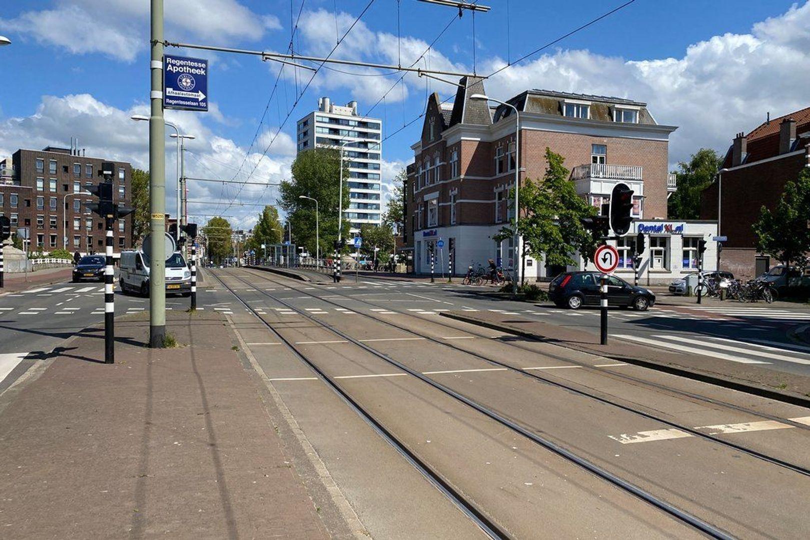 Archimedesstraat, Den Haag foto-31 blur