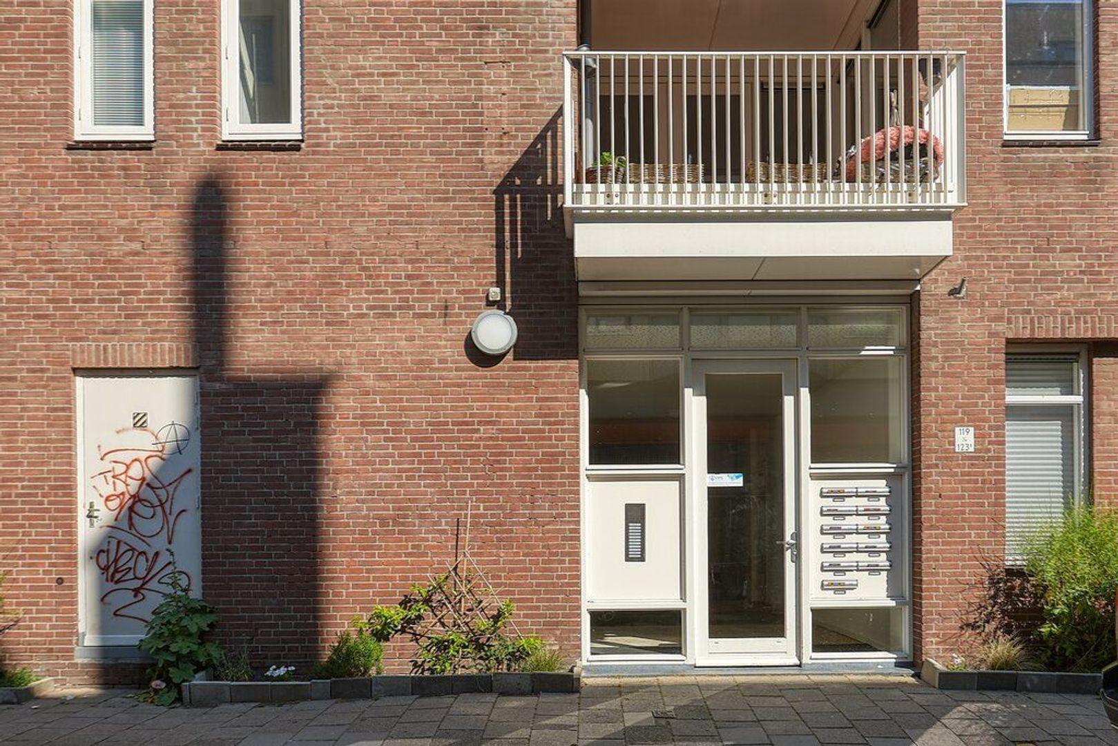 Witte de Withstraat, Den Haag foto-30 blur