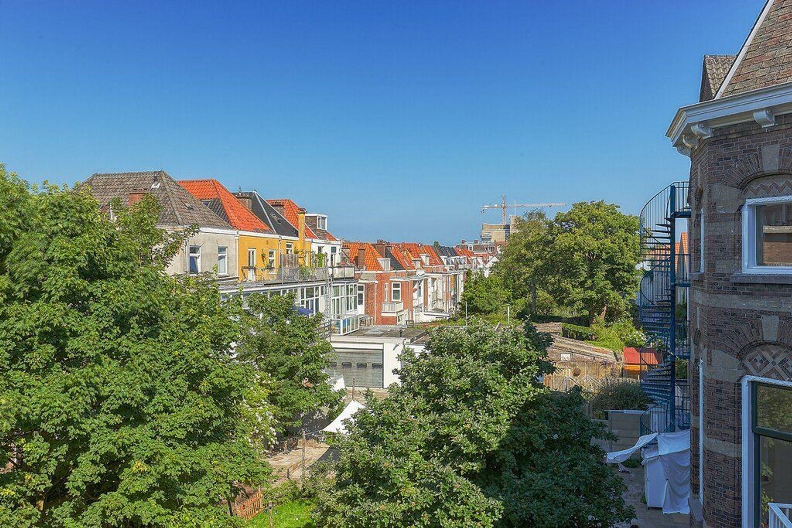 Witte de Withstraat, Den Haag foto-8 blur