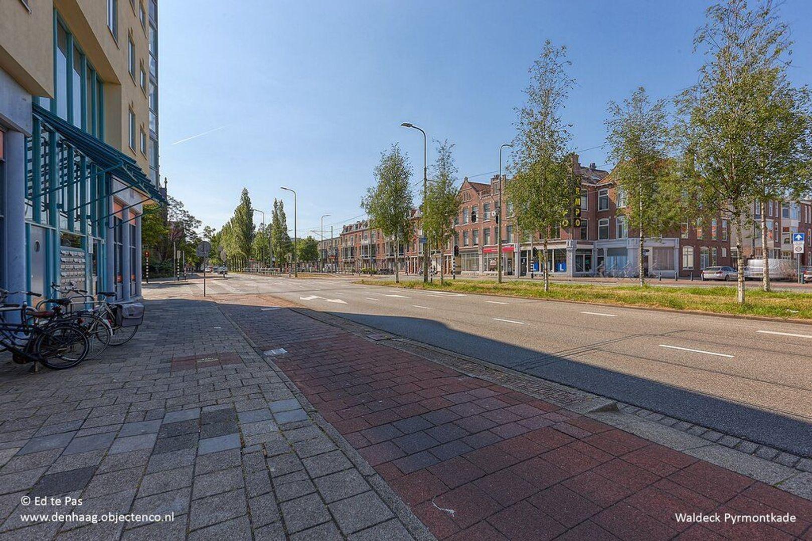 Witte de Withstraat, Den Haag foto-32 blur
