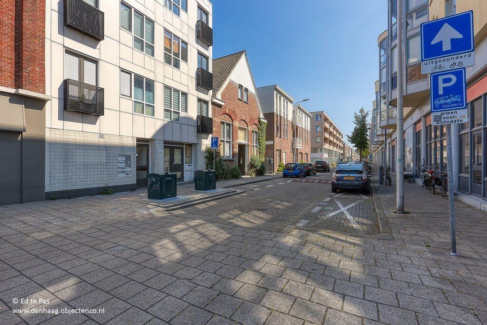 Witte de Withstraat, Den Haag foto-31 blur