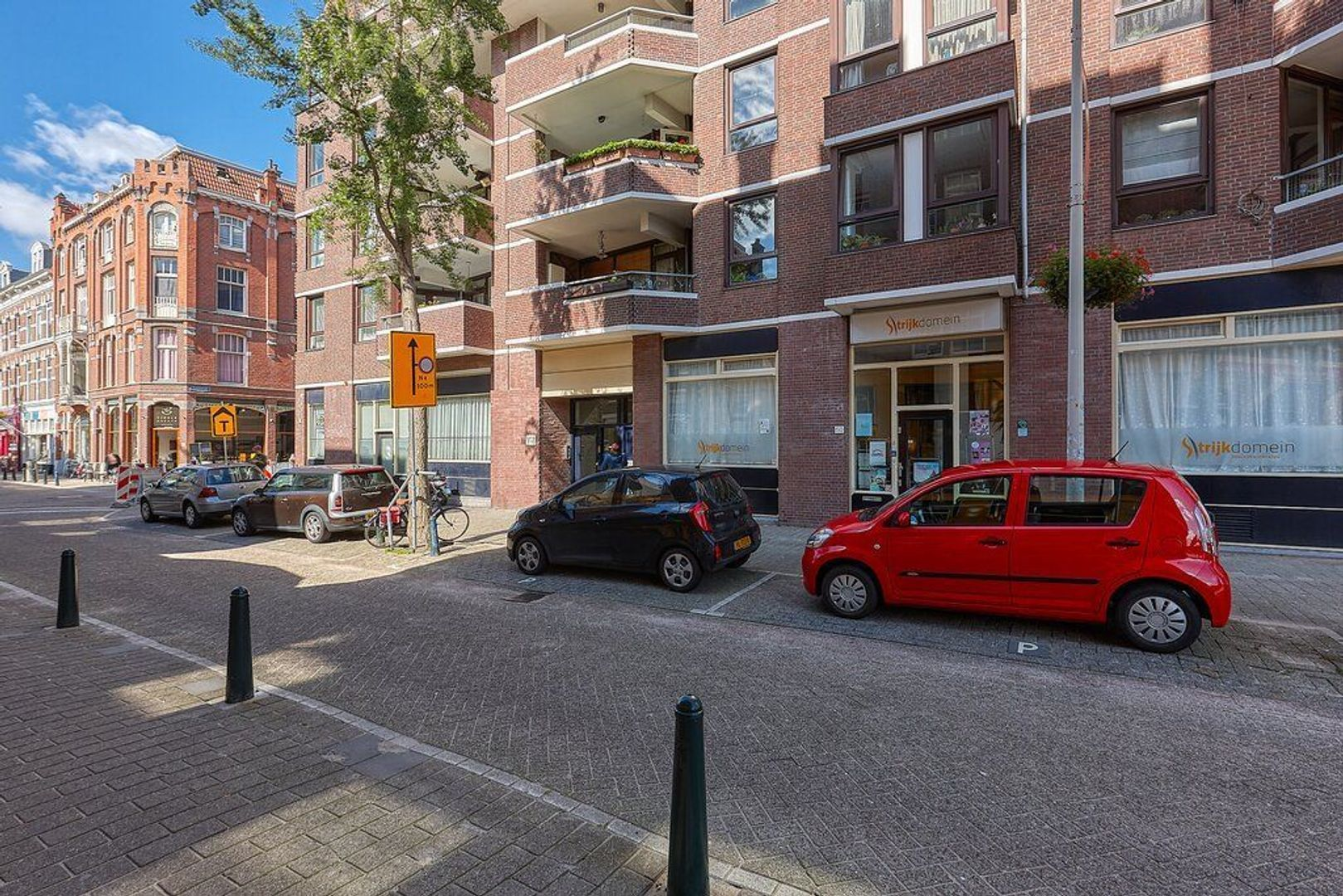 Piet Heinplein, Den Haag foto-38 blur