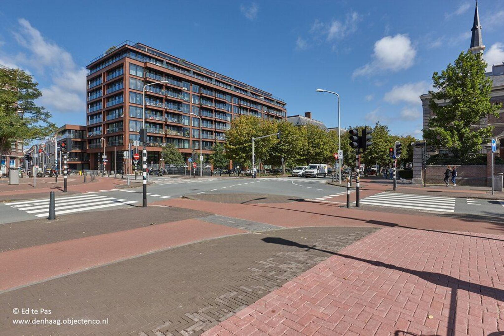 Piet Heinplein, Den Haag foto-35 blur