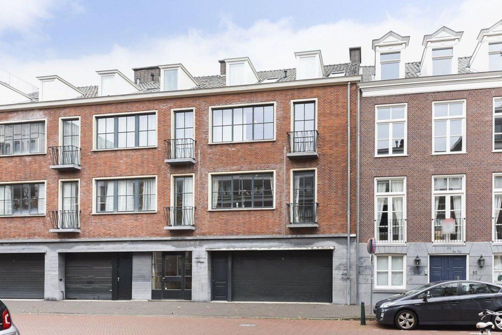 Willemstraat, Den Haag foto-24 blur