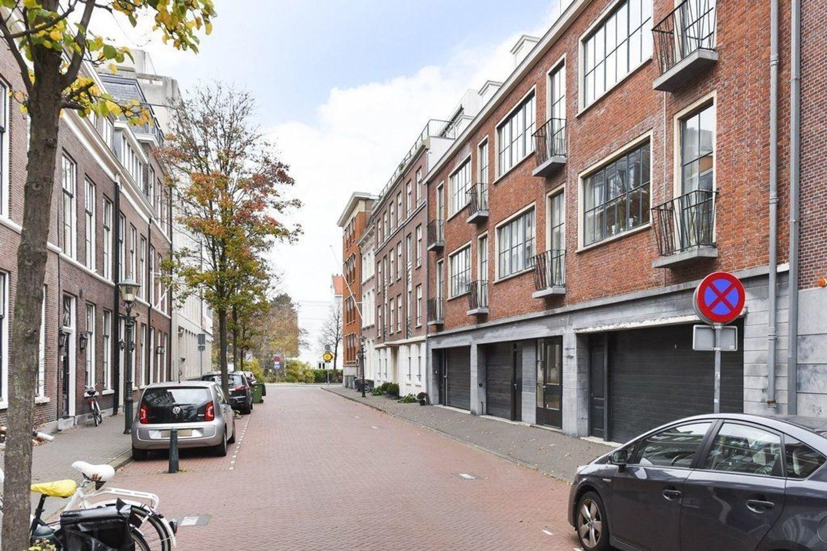 Willemstraat, Den Haag foto-25 blur