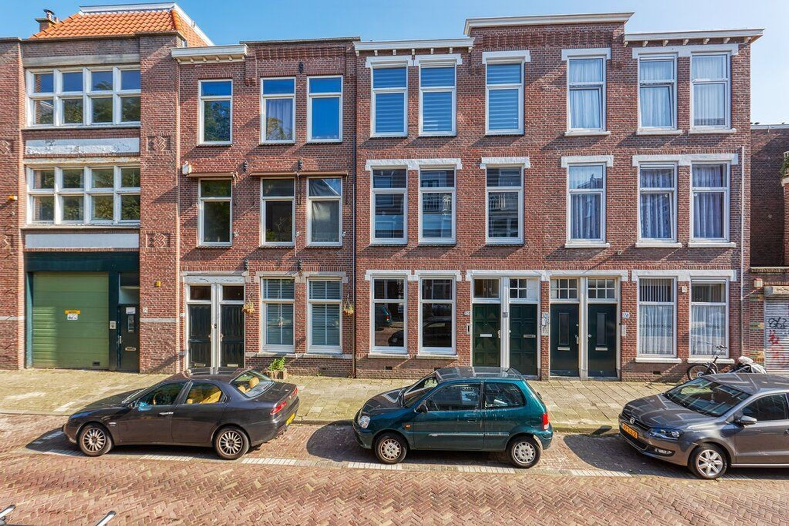 Kepplerstraat, Den Haag foto-29 blur