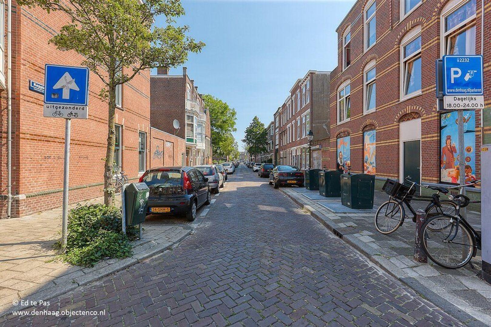 Kepplerstraat, Den Haag foto-31 blur