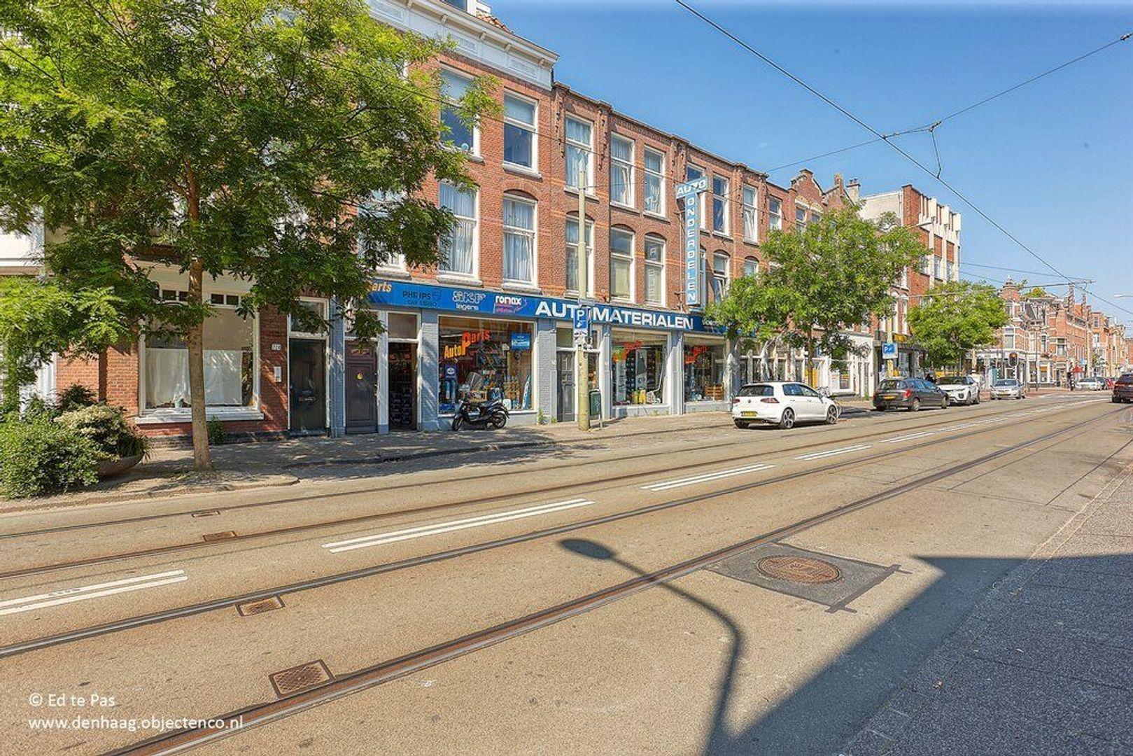 Kepplerstraat, Den Haag foto-33 blur
