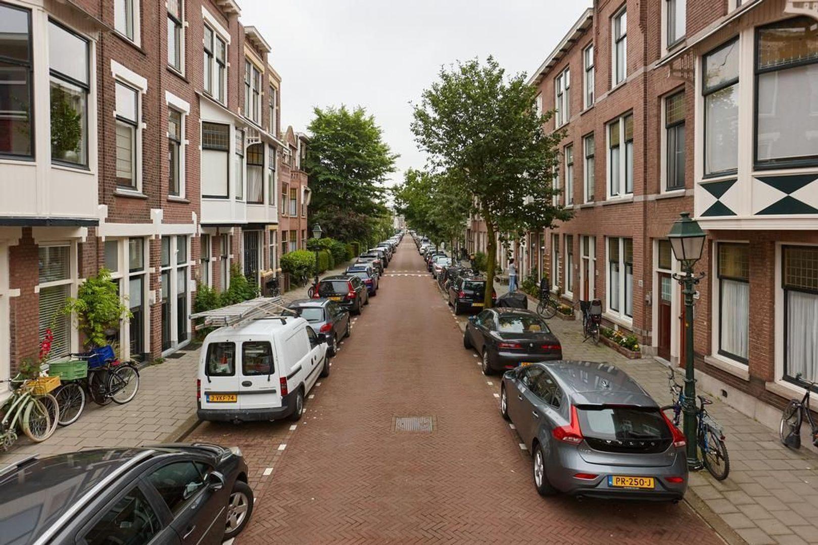 Van Beverningkstraat, Den Haag foto-22 blur