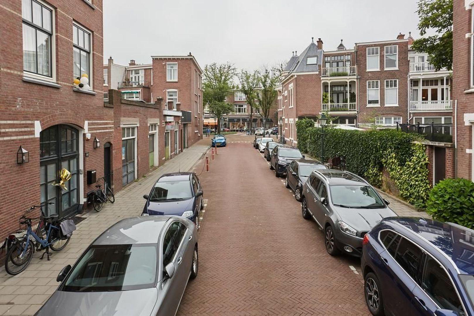 Van Beverningkstraat, Den Haag foto-23 blur