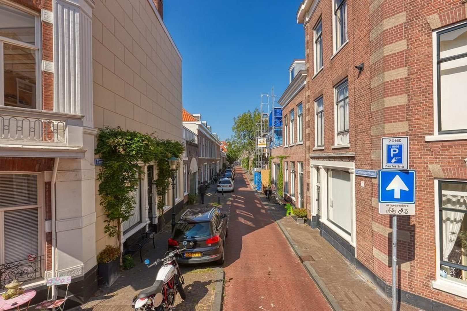 Cantaloupenburg, Den Haag foto-21 blur