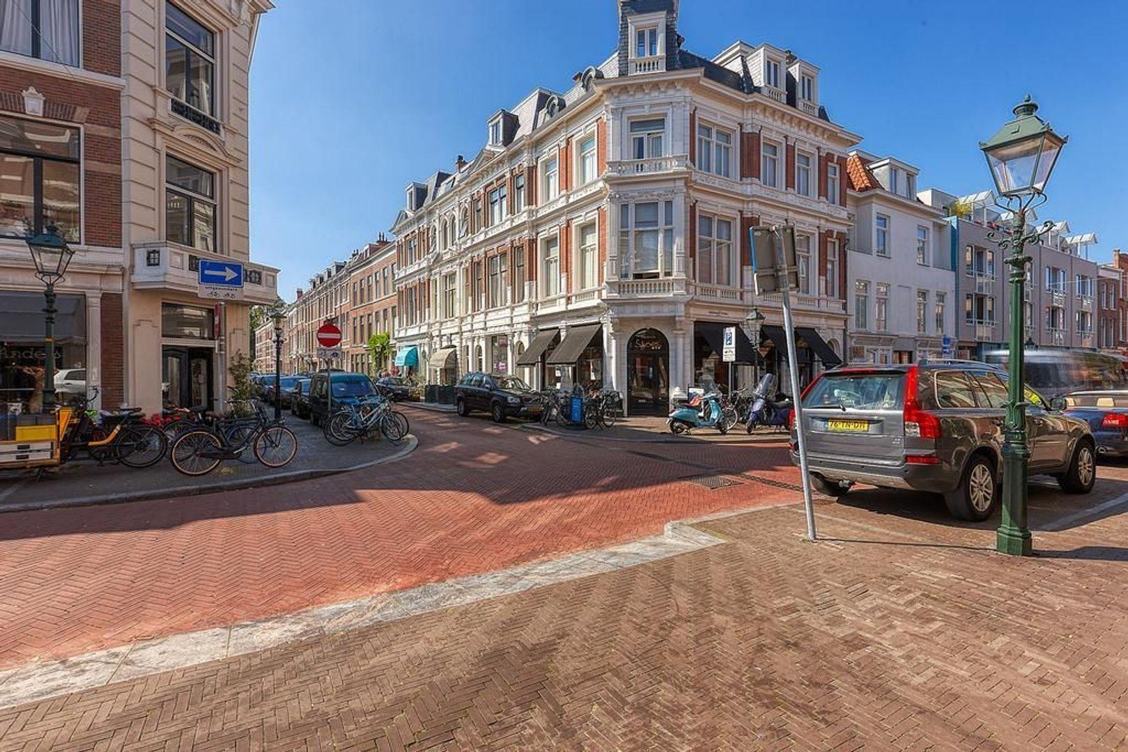 Cantaloupenburg, Den Haag foto-23 blur