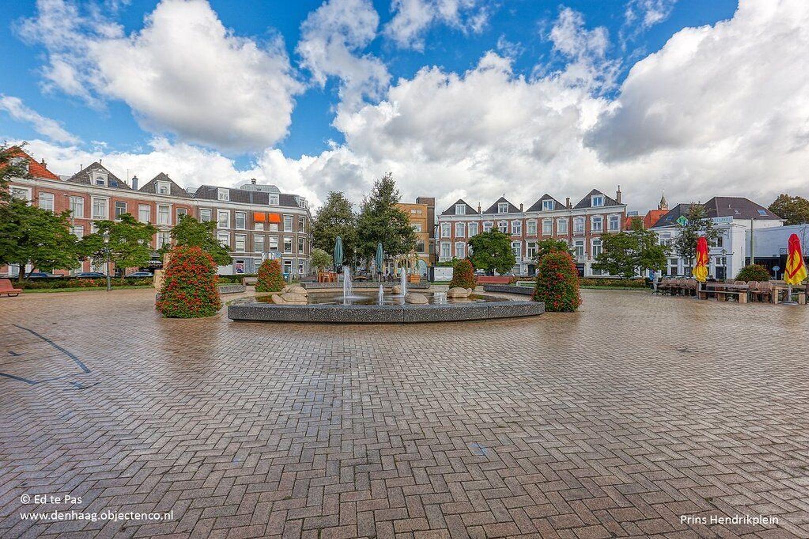 Roggeveenstraat, Den Haag foto-21 blur