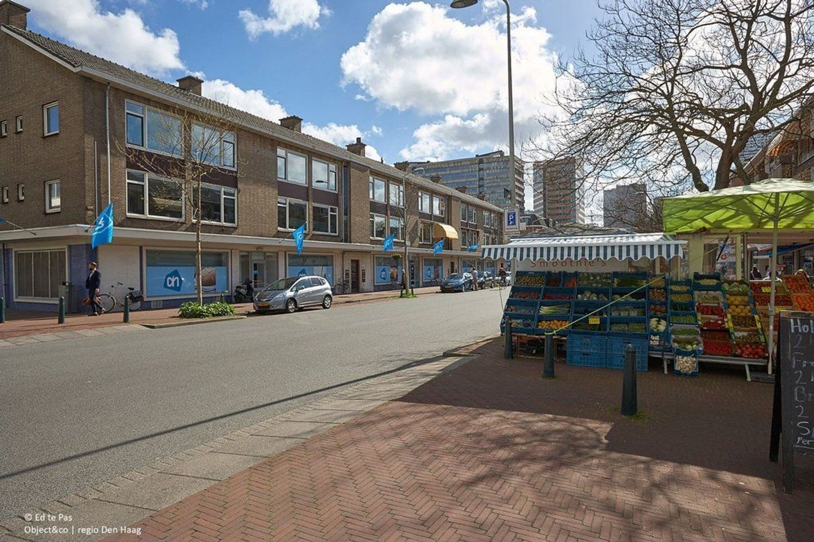 Bezuidenhoutseweg, Den Haag foto-34 blur