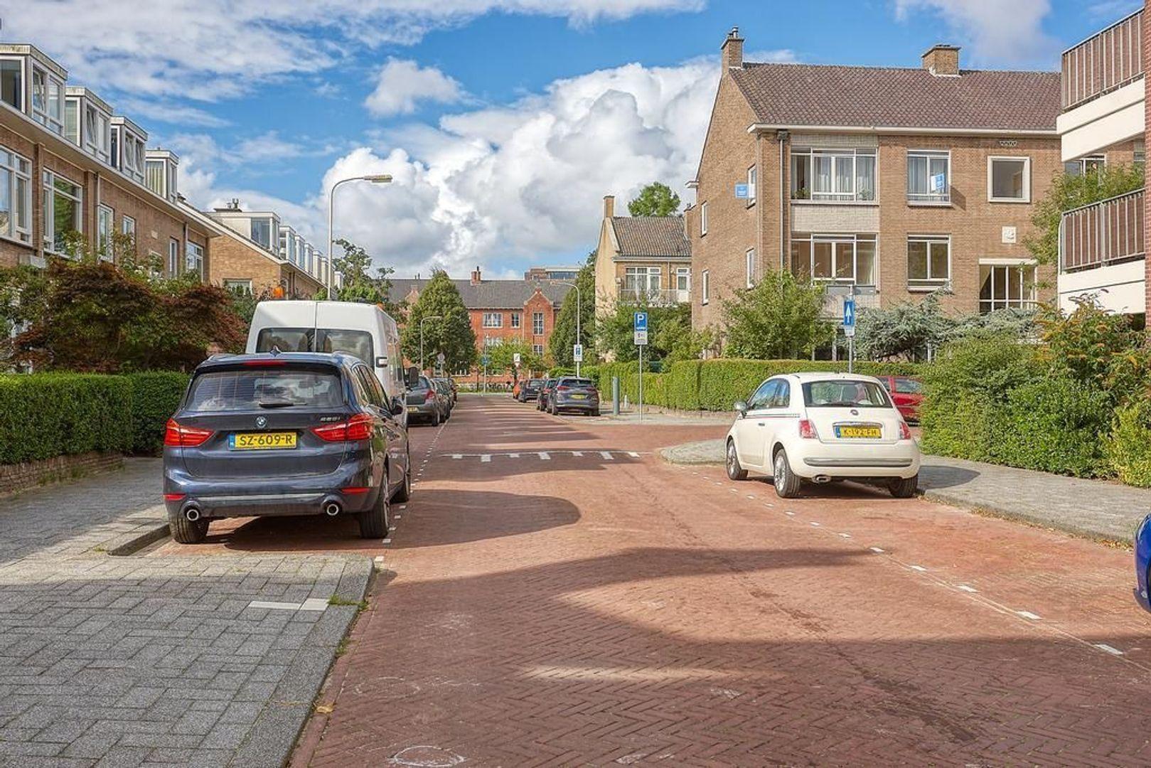Pieter Meinersstraat, Den Haag foto-30 blur