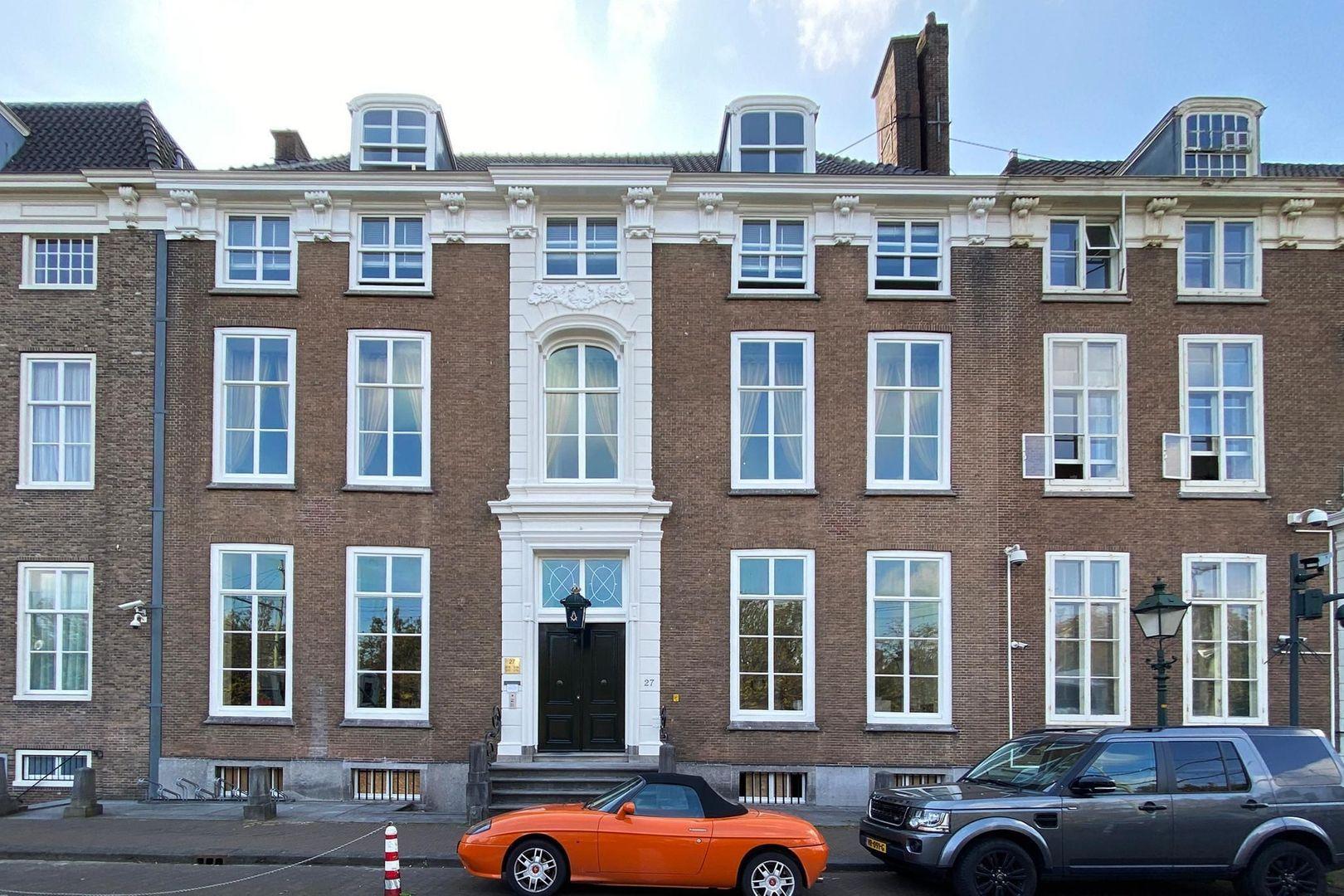 Prinsessegracht 27 A, Den Haag foto-3 blur