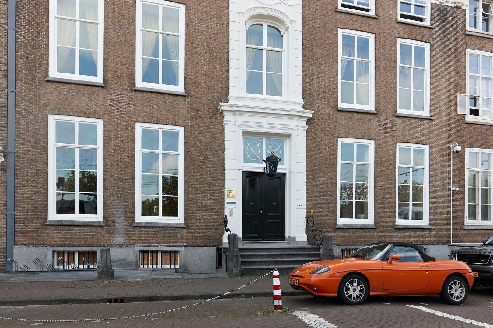 Prinsessegracht 27 C, Den Haag foto-33 blur