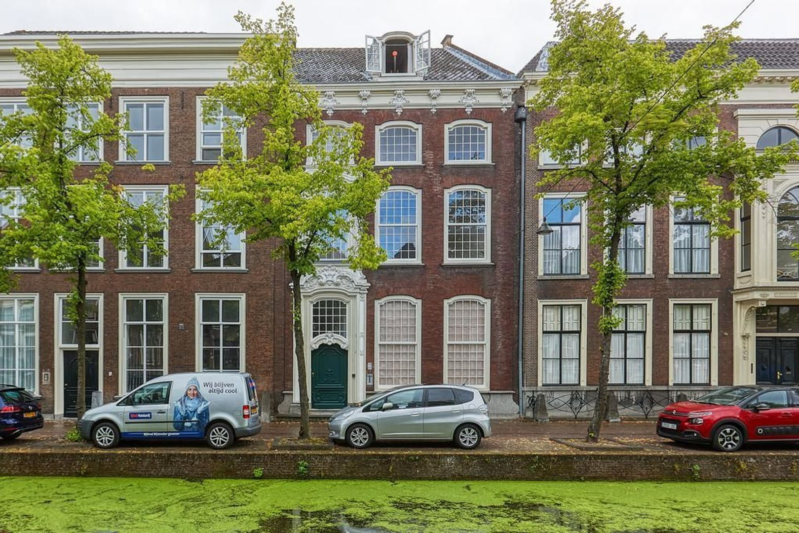 Oude Delft, Delft foto-4 blur