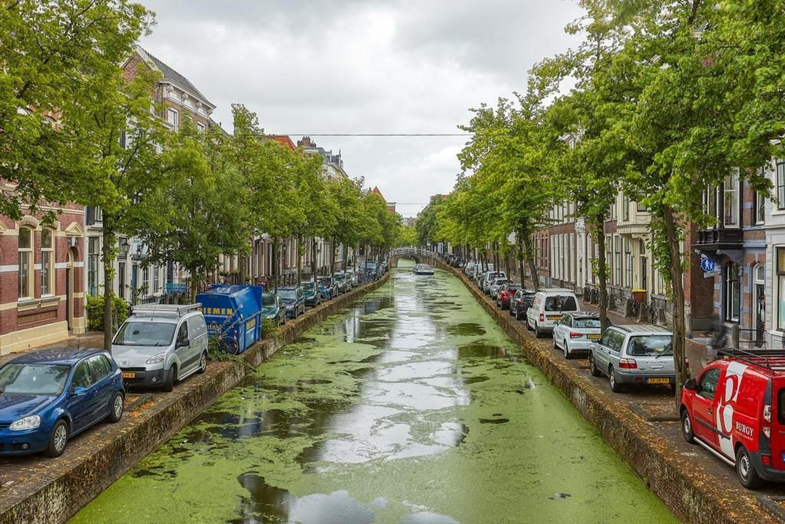 Oude Delft, Delft foto-28 blur