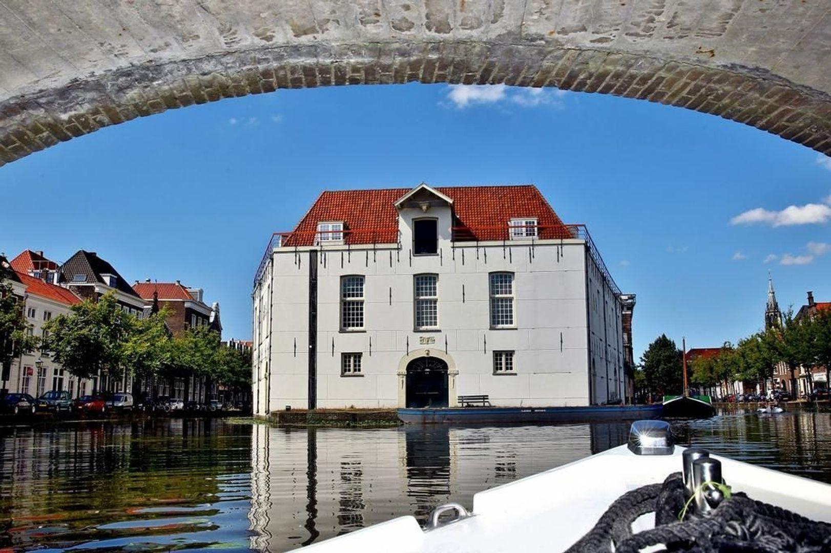 Oude Delft, Delft foto-30 blur