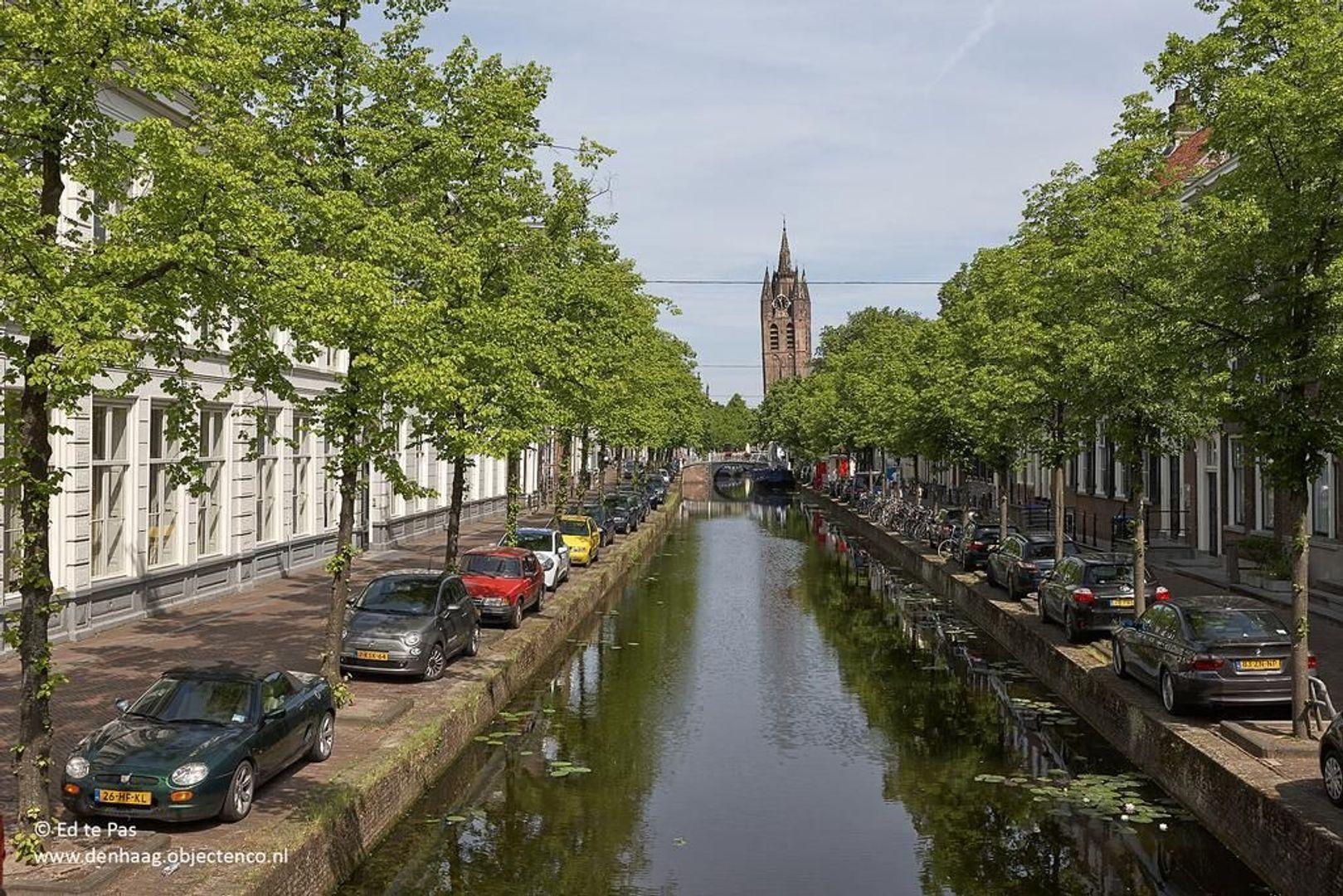 Oude Delft, Delft foto-31 blur