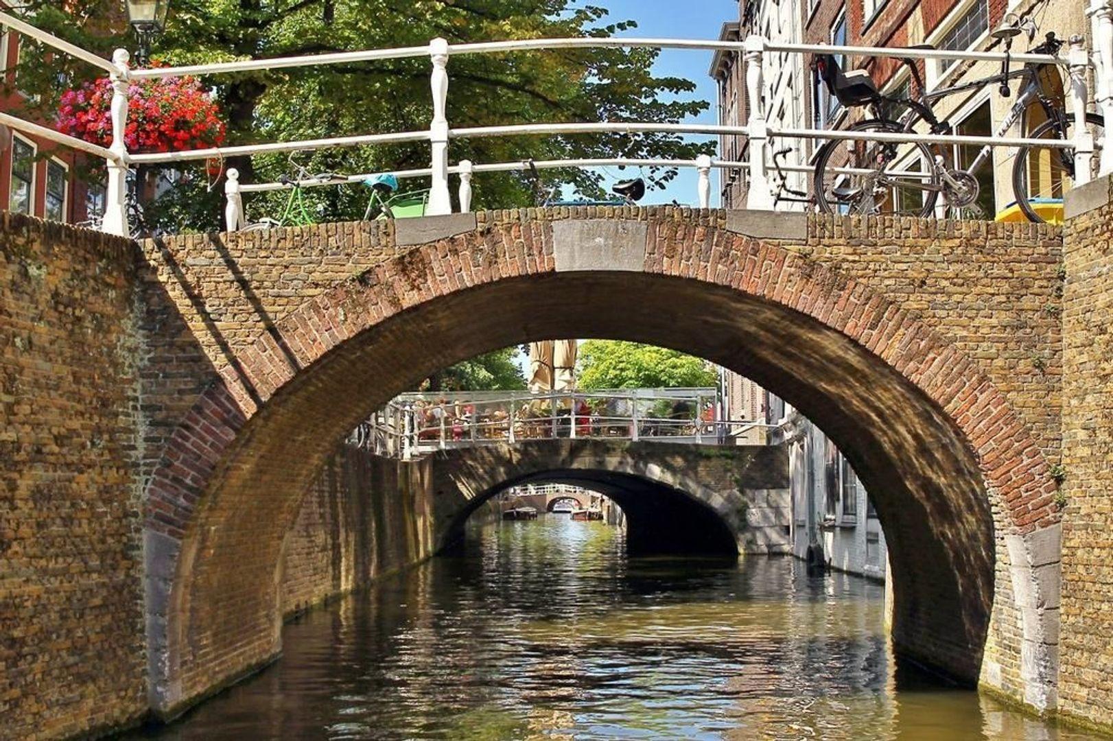 Oude Delft, Delft foto-29 blur