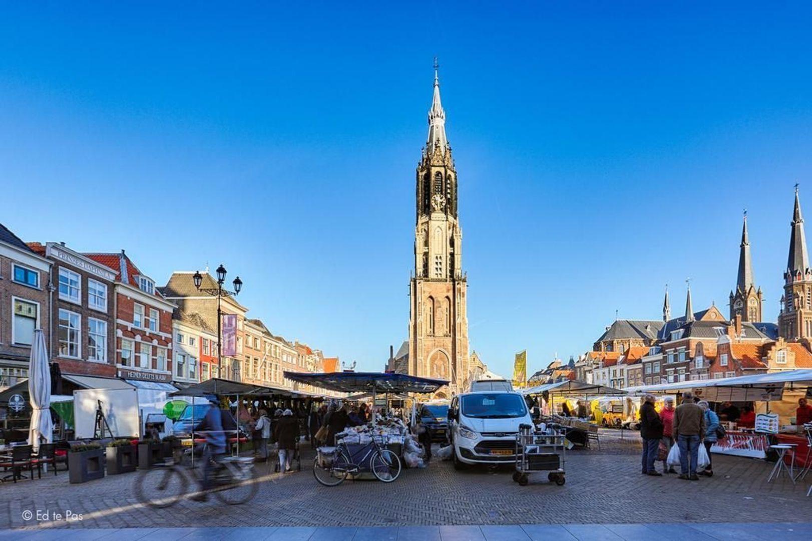 Oude Delft, Delft foto-33 blur