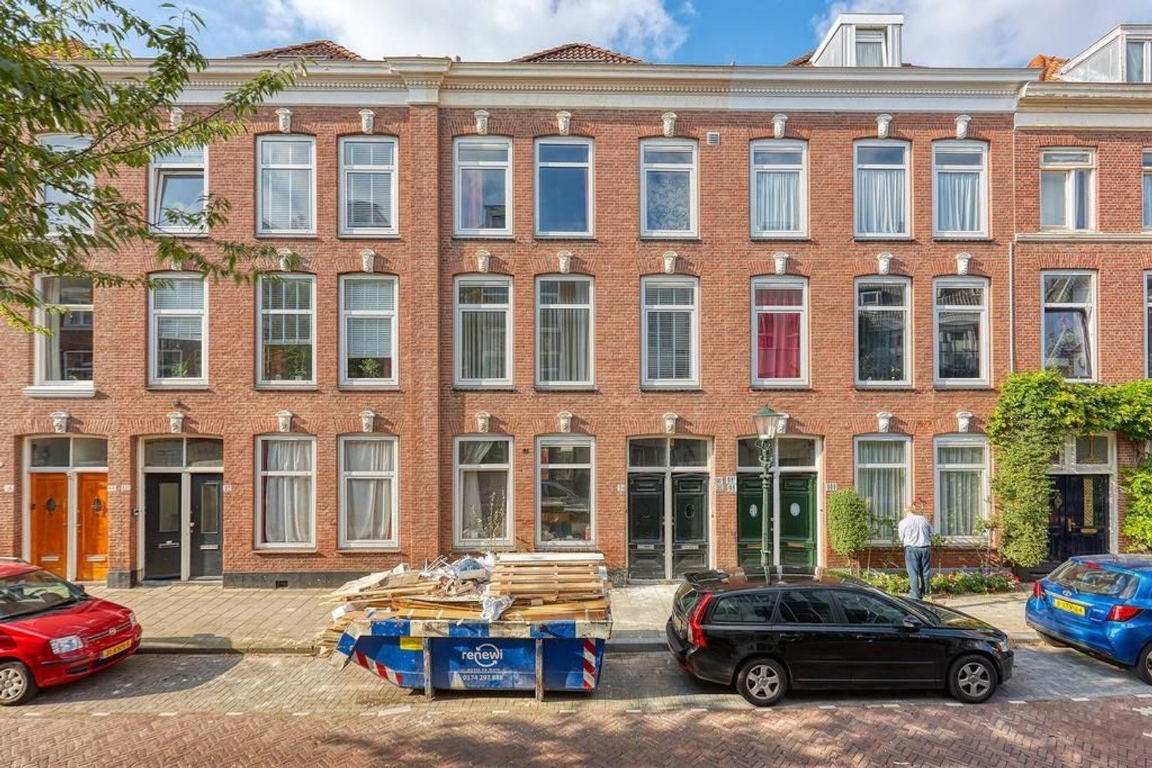 Van Kinsbergenstraat, Den Haag foto-25 blur