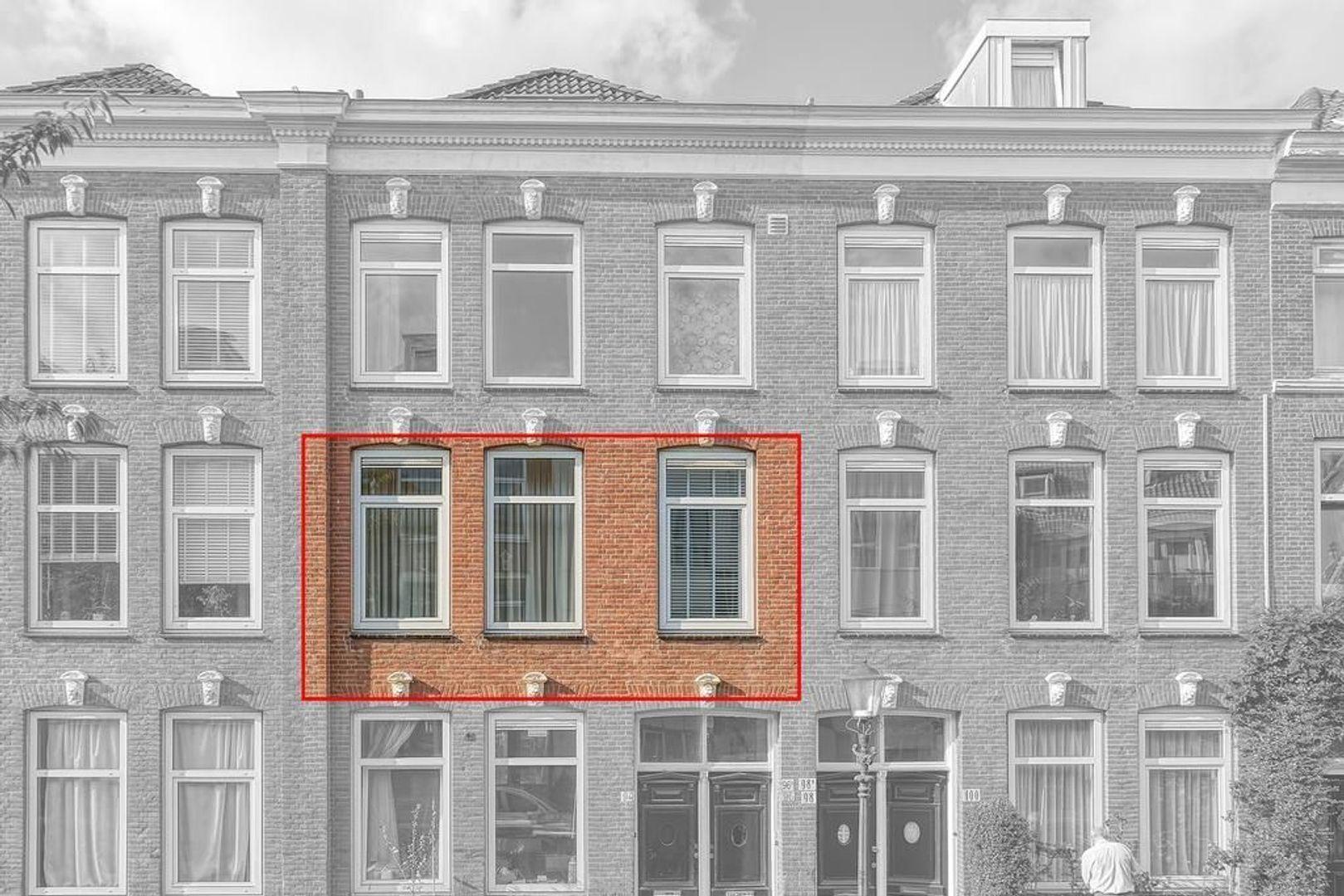 Van Kinsbergenstraat, Den Haag foto-26 blur