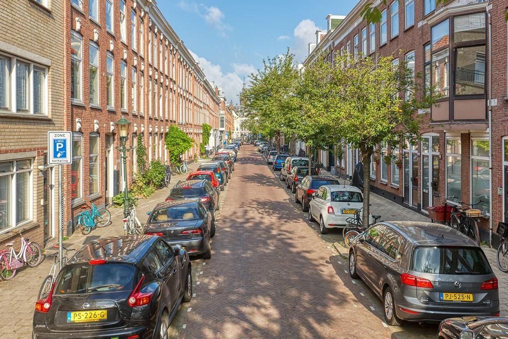 Van Kinsbergenstraat, Den Haag foto-27 blur