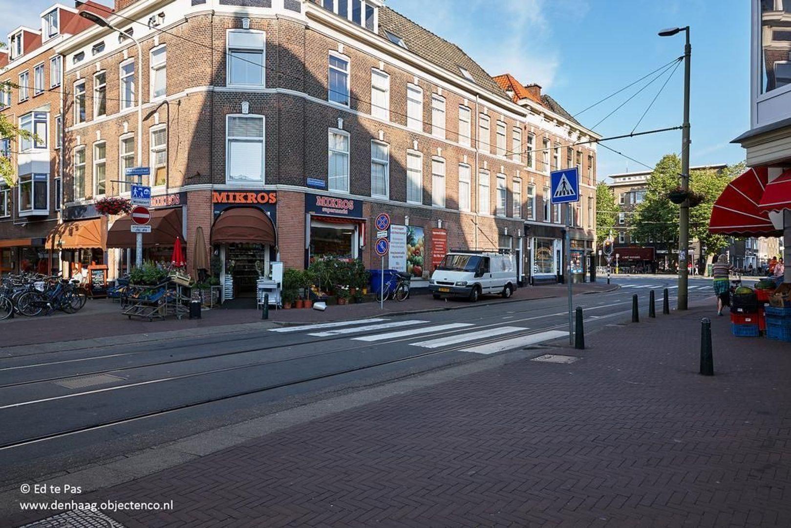 Van Kinsbergenstraat, Den Haag foto-28 blur