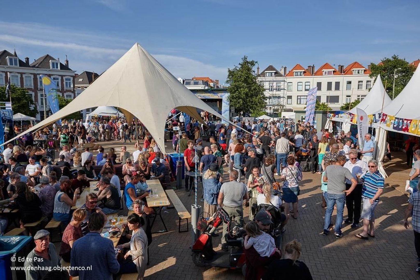 Van Kinsbergenstraat, Den Haag foto-30 blur