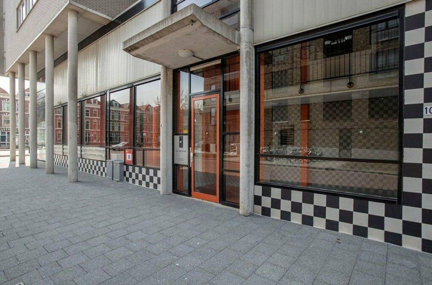 Van Geenstraat, Den Haag foto-19 blur