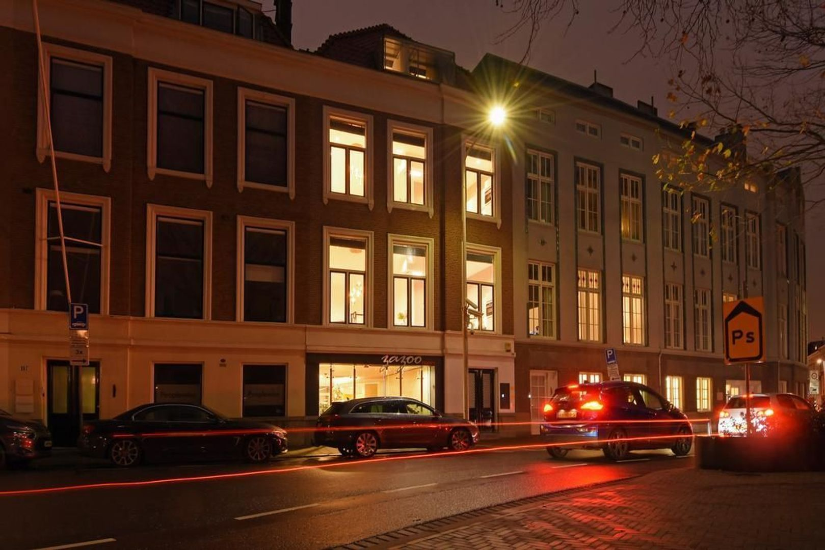Anna Paulownastraat, Den Haag foto-40 blur
