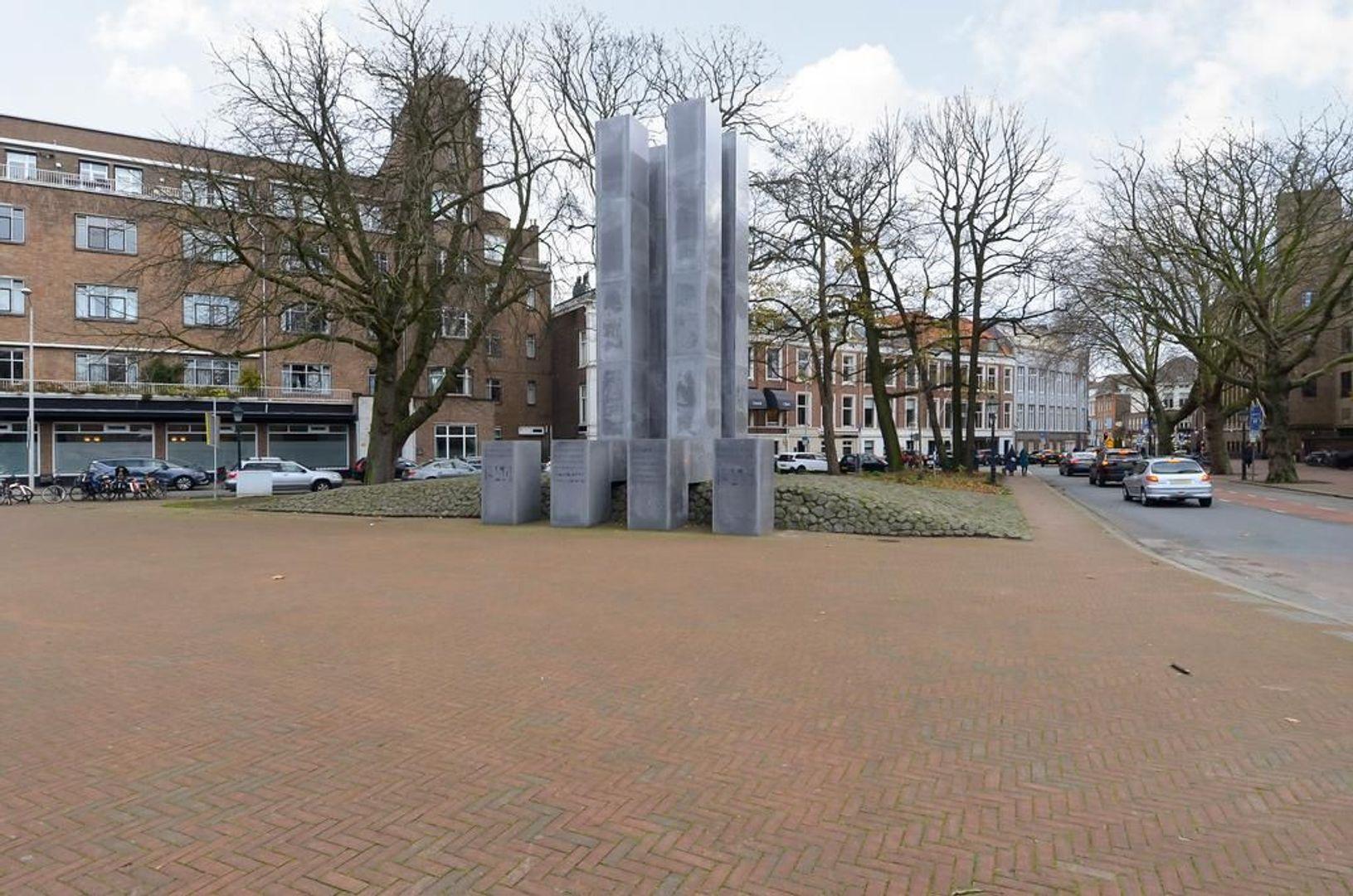 Anna Paulownastraat, Den Haag foto-36 blur