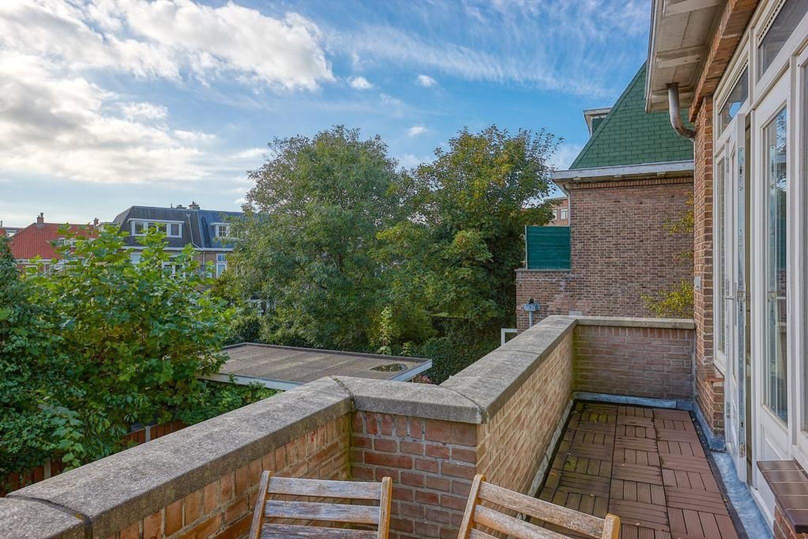 Nieuwe Parklaan 128, Den Haag foto-31 blur