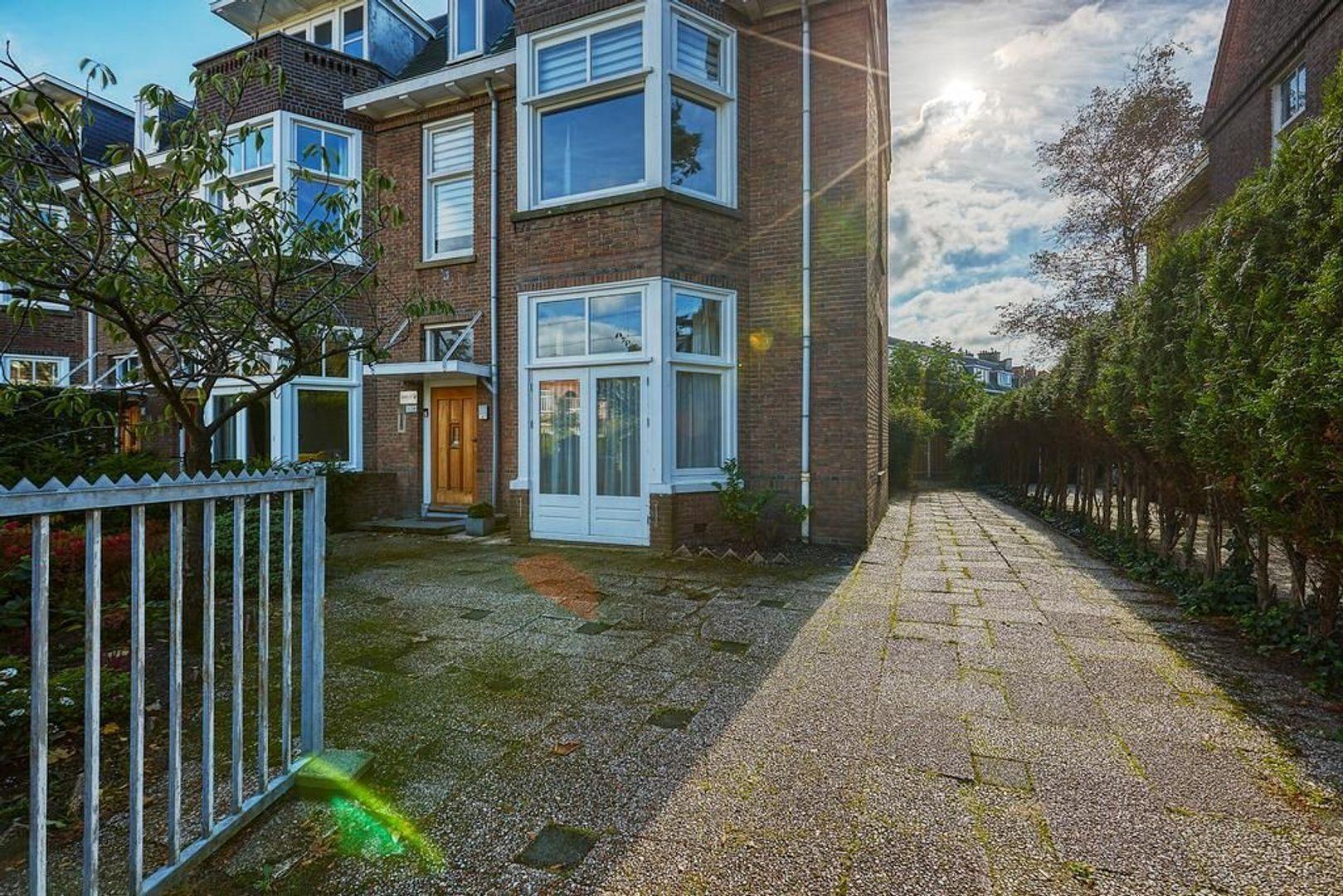 Nieuwe Parklaan 128, Den Haag foto-54 blur