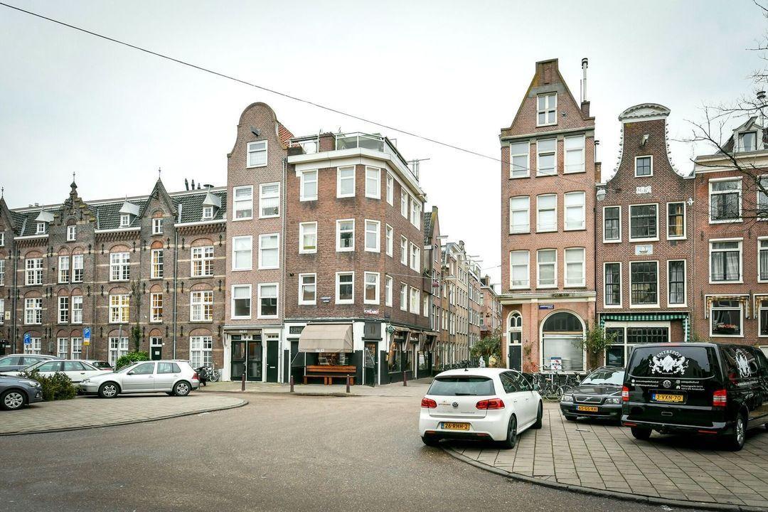 Lindengracht 90 III, Bovenwoning in Amsterdam foto-0