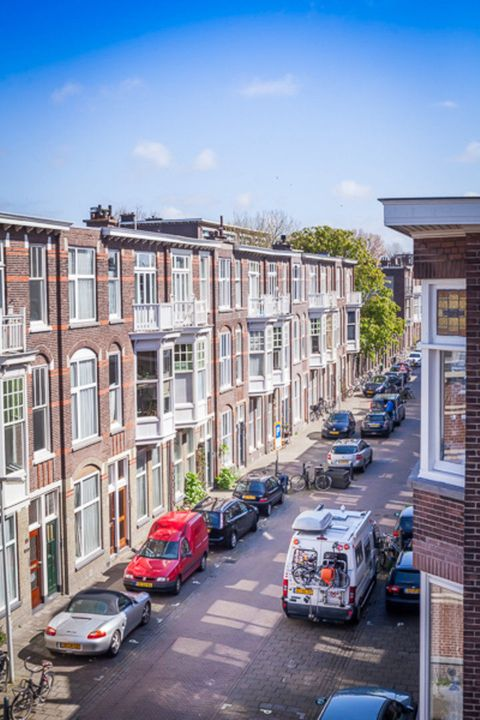 Galvanistraat, The Hague