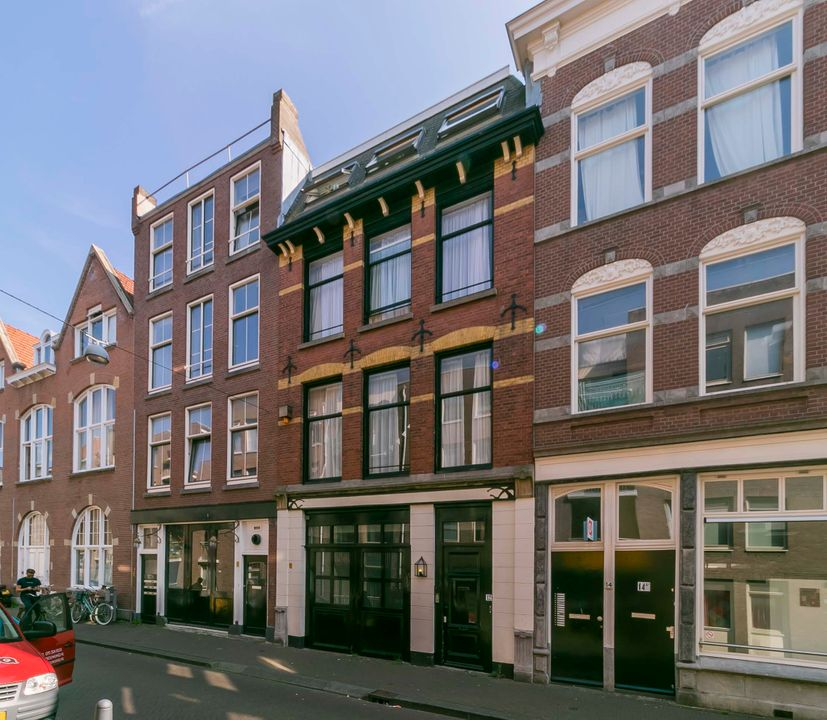 Nieuwe Molstraat, The Hague