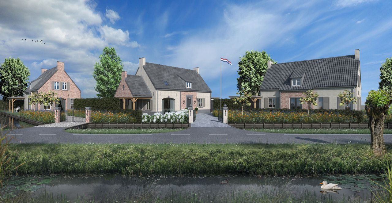Kempische villa's Rotterdam